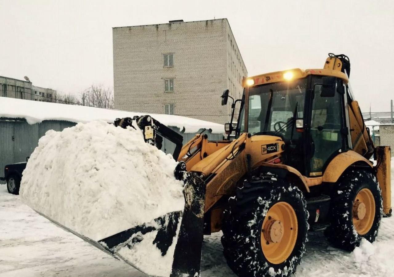 Уборка улиц и дорог от снега вывоз снега - Архангельск, цены, предложения специалистов